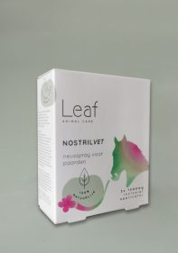 Nostrilvet - Leaf animal care